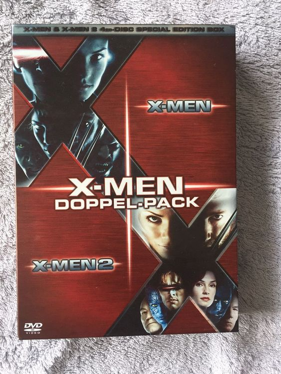X-men 1 & 2 Doppelbox