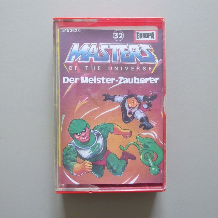 MC - Masters of the universe Nr. 32