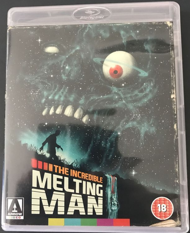 The Incredible Melting Man - Arrow Video
