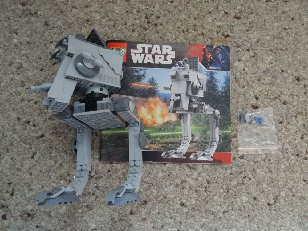LEGO Star Wars 7657 - AT-ST