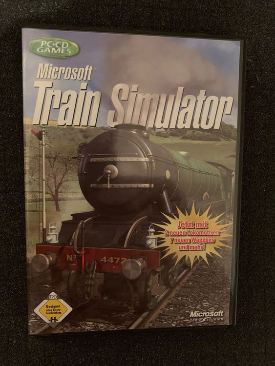 PC Game Train Simulator