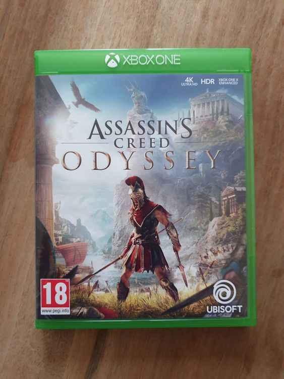 Assassins Creed Odyssey, XBox One
