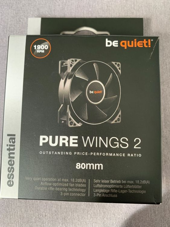 Be quiet Pure Wings 2