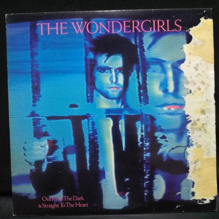 The Wondergirls – Out From The Dark