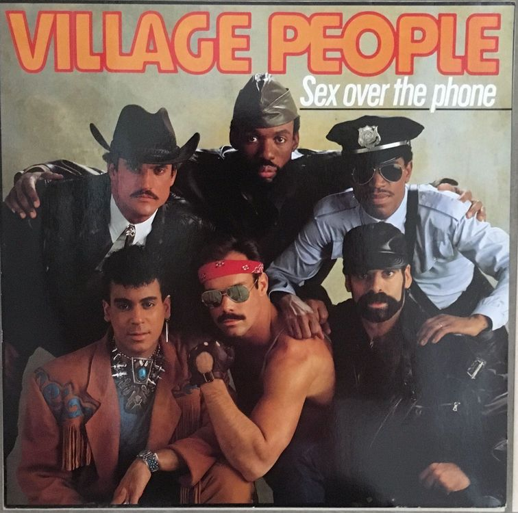 VILLAGE PEOPLE - SEX OVER THE PHONE - 33