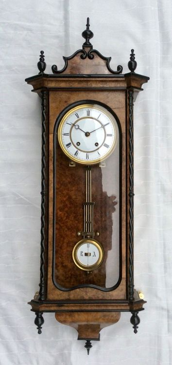 Biedermeier Regulator
