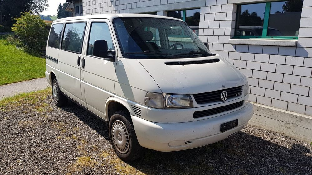 VW T4 Caravelle 2.5TDI syncro ABS