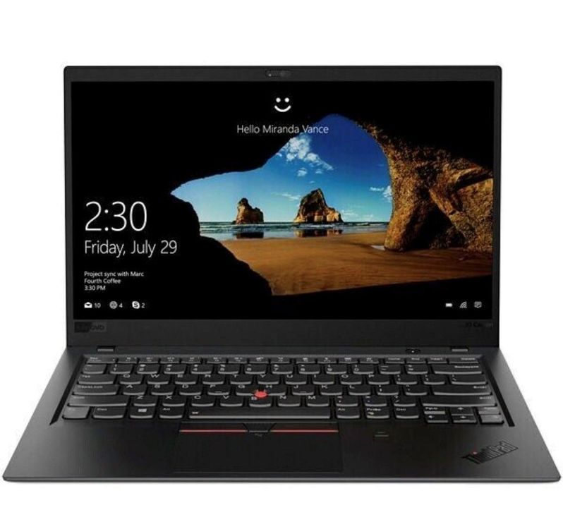 Nagelneu Thinkpad X1 Carbon 6 Gen i5-825