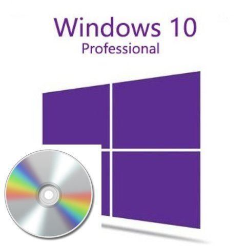 Windows 10 Pro auf einer bootable DVD