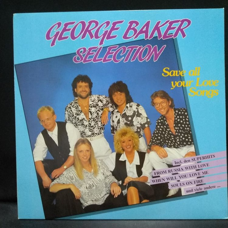 George Baker Selection – Save All Your