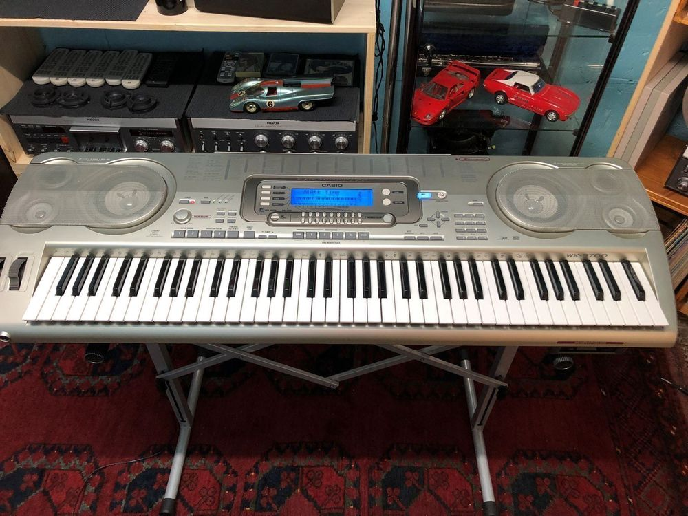 Casio wk3700 keyboard