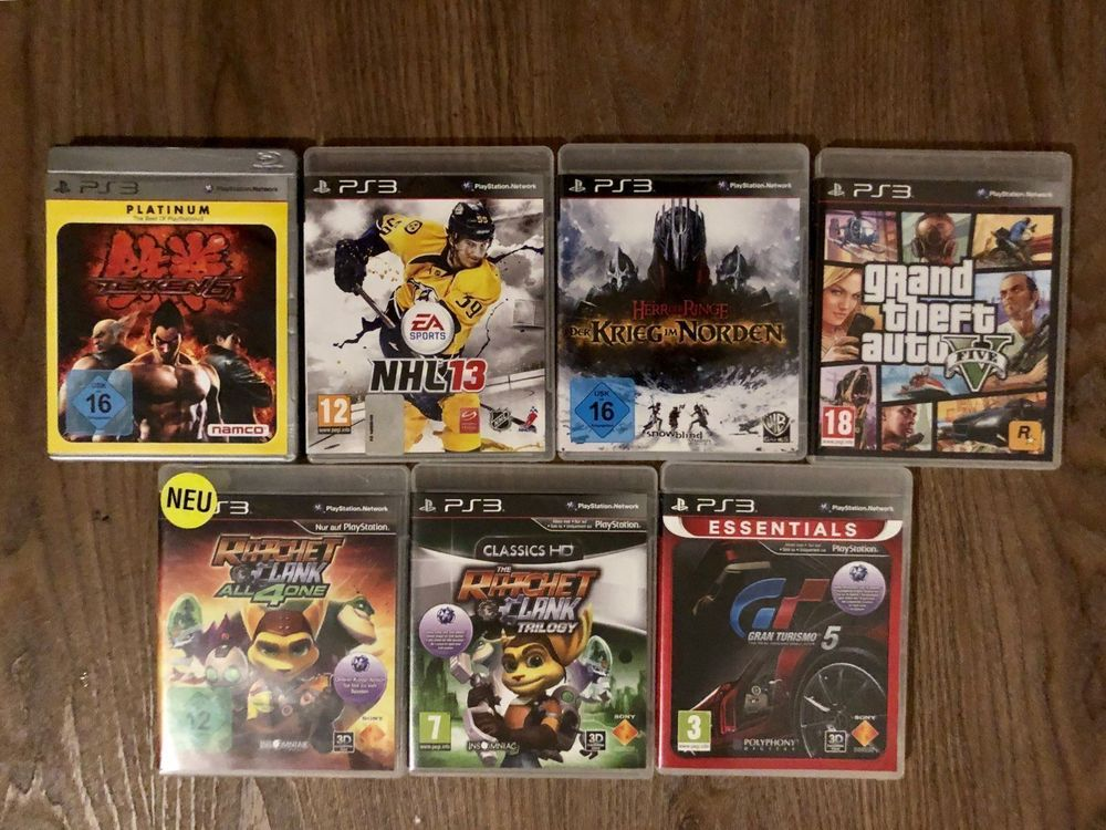 Gute Multiplayer Spiele Ps3