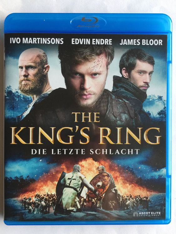 Blu-ray Disc THE KING'S RING