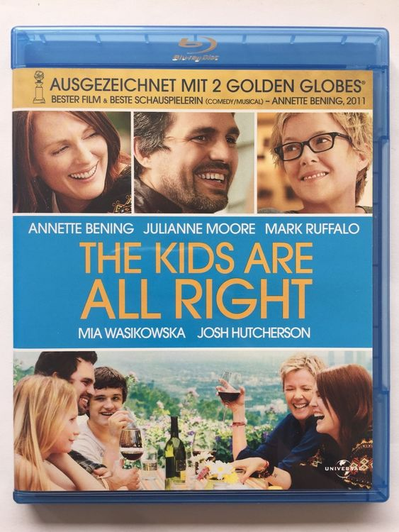Blu-ray Disc THE KIDS ARE ALRIGHT