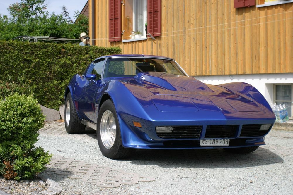 CHEVROLET Corvette C3 Stingray BIG Block  Coupé