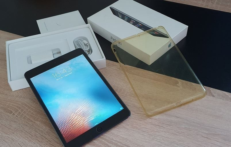 iPad mini 1 WiFi 16GB Space Gray