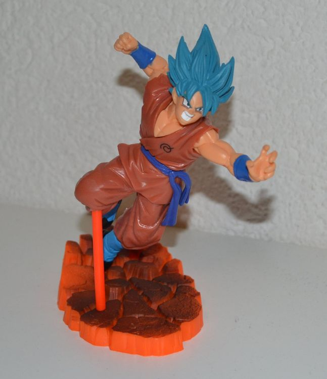 Anime Dragon Ball Z Super Saiyan Blue
