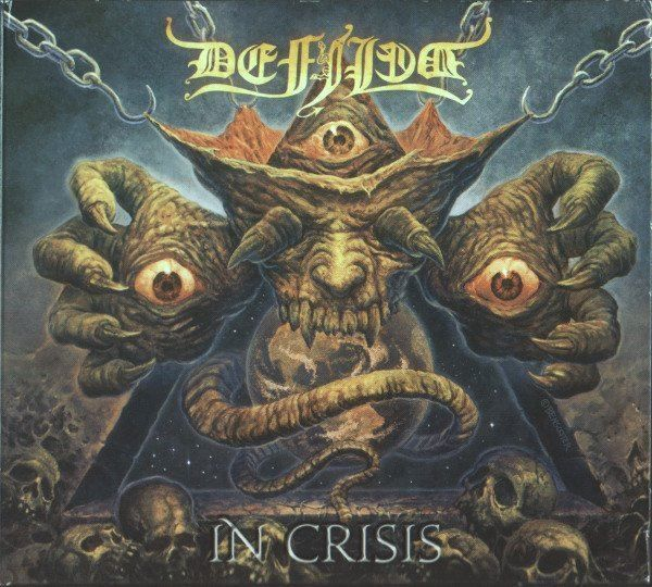 Defiled - In Crisis (Limited Digipak)