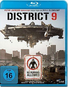 Blue-Ray District 9 (D/E/I)