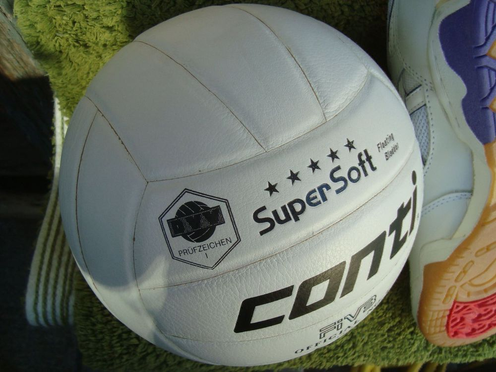Volleyball conti supersoft DVV Match