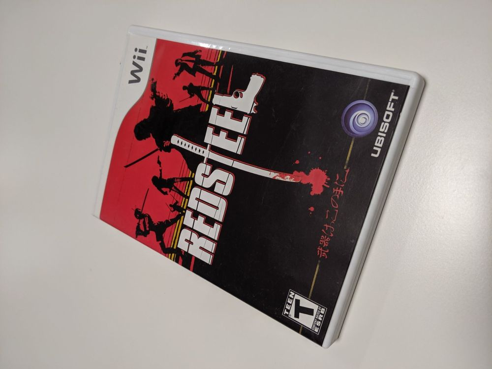 Wii Red Steel US