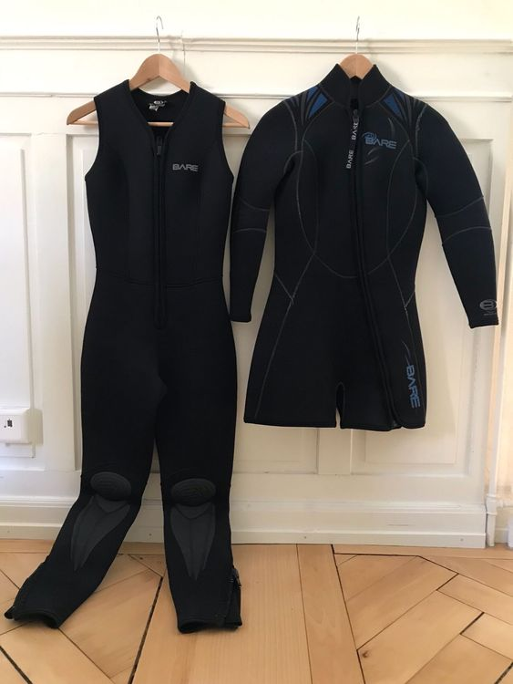 Bare 7mm wetsuit