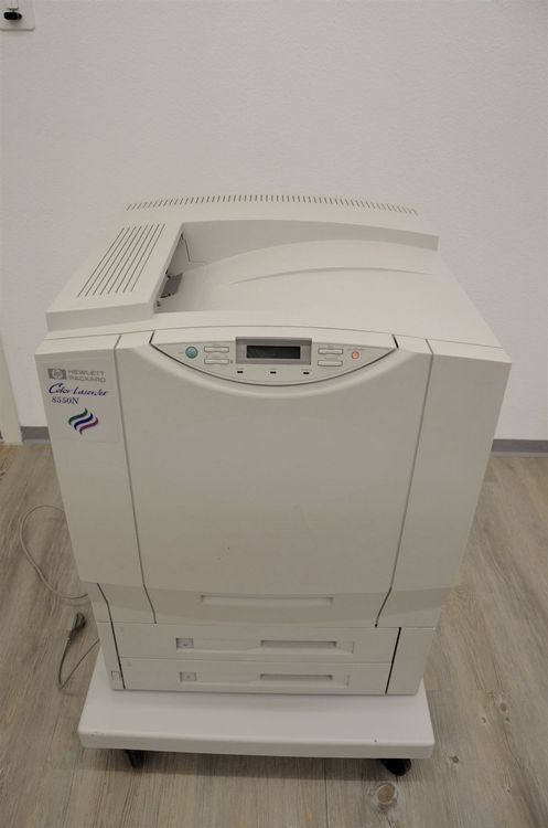 HP Color Laserjet 8550 N