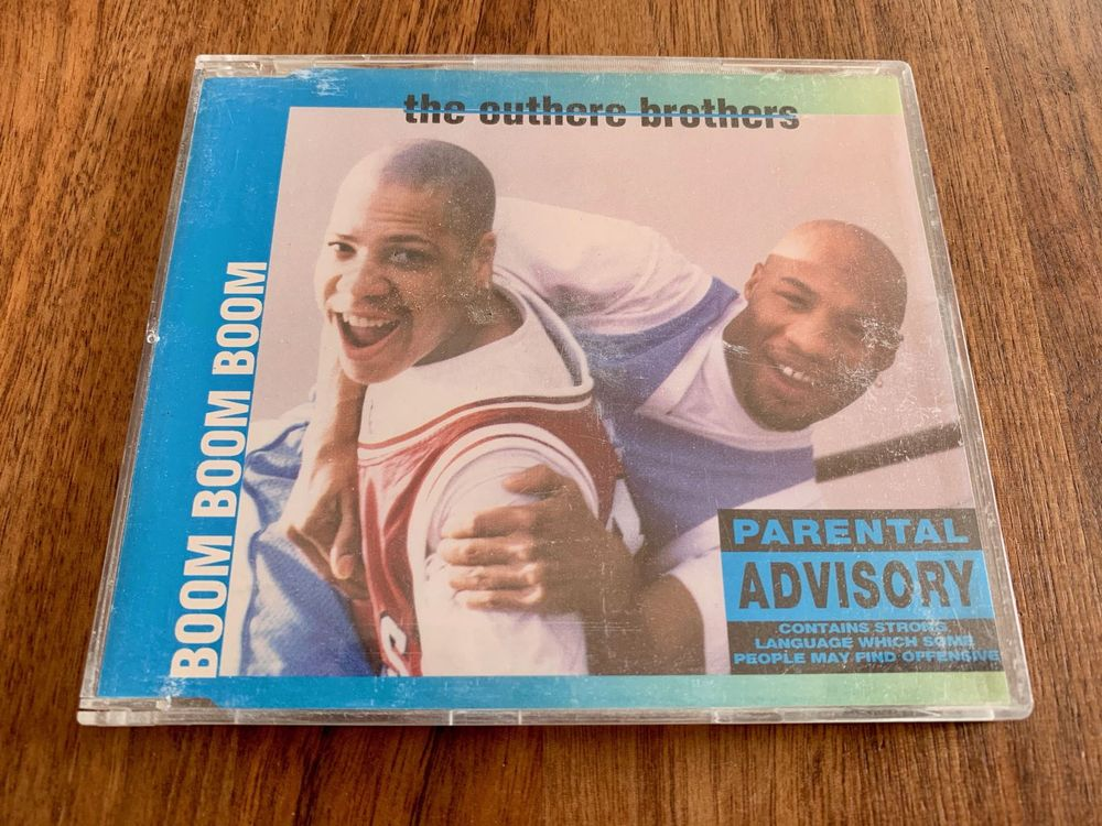 the outhere brothers : boom boom boom