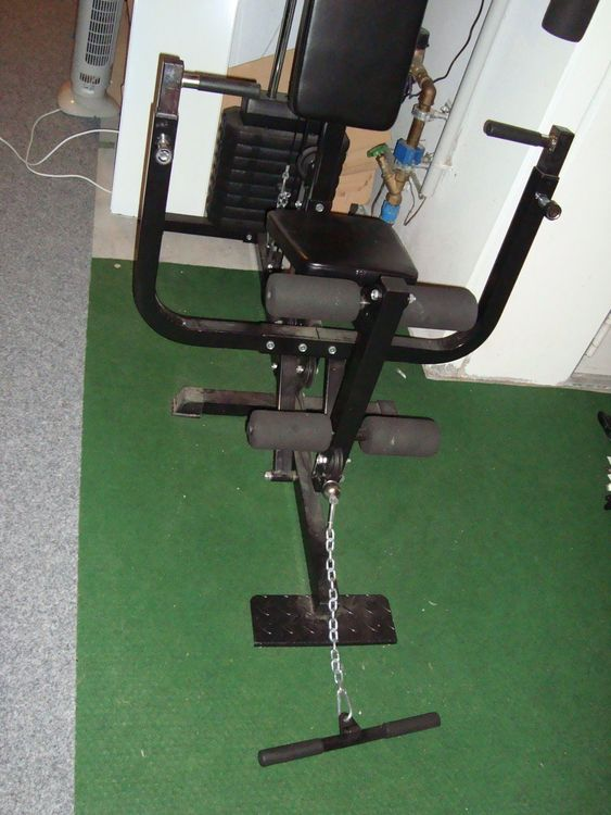 Fitness Station Krafttraining