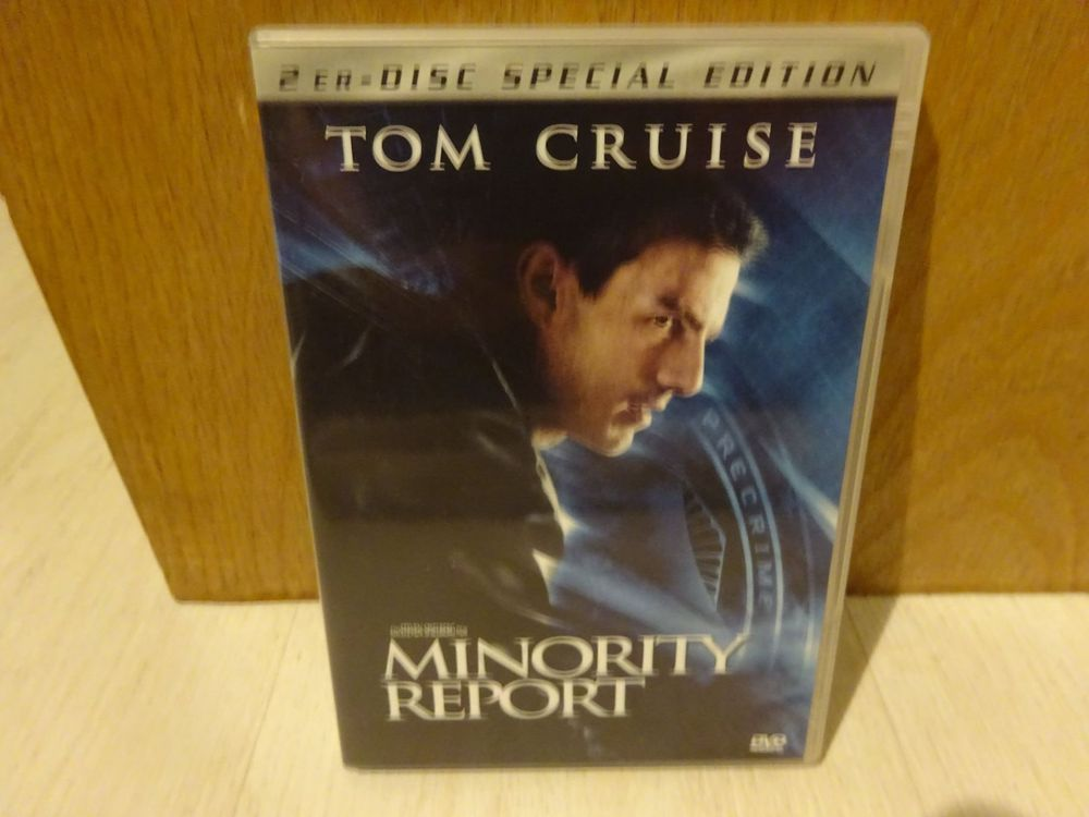 Minority Report Special Edition T.Cruise