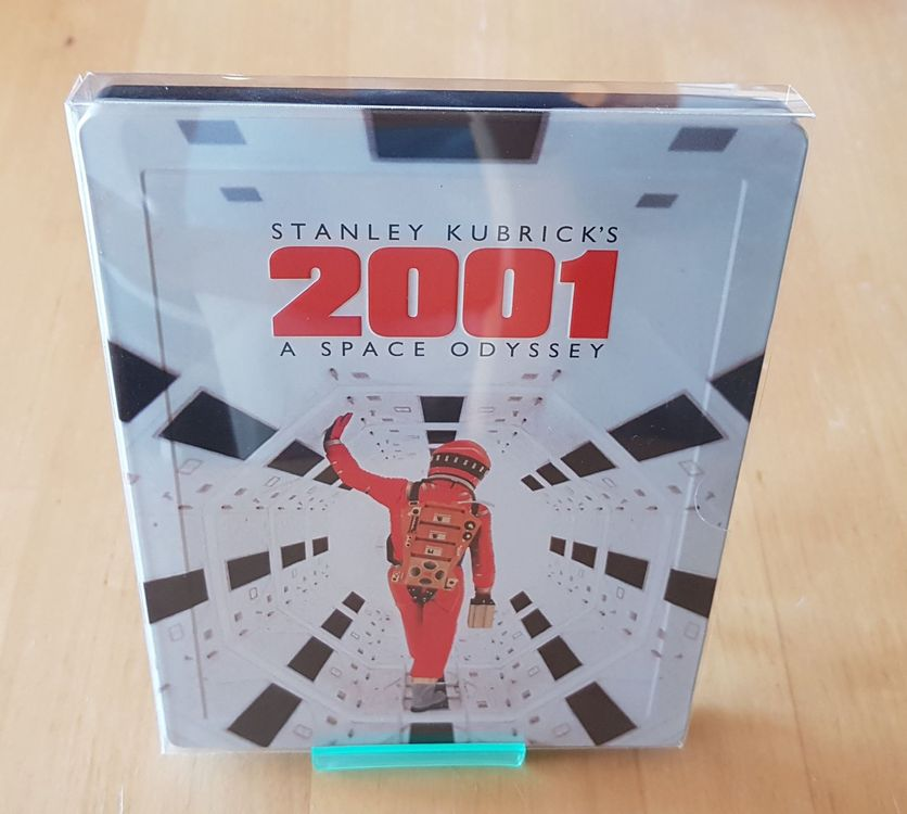 2001-A Space Odyssey/Limited Steelbook