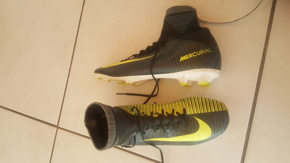 Nike Mercurial CR7 Gr. 37,5