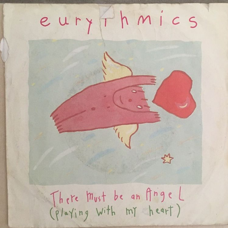 EURYTHMICS - THERE MUST BE AN ANGEL