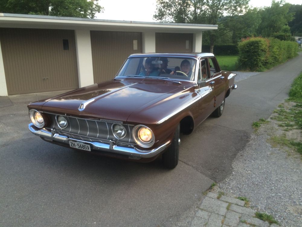 Plymouth Belvedere Limousine