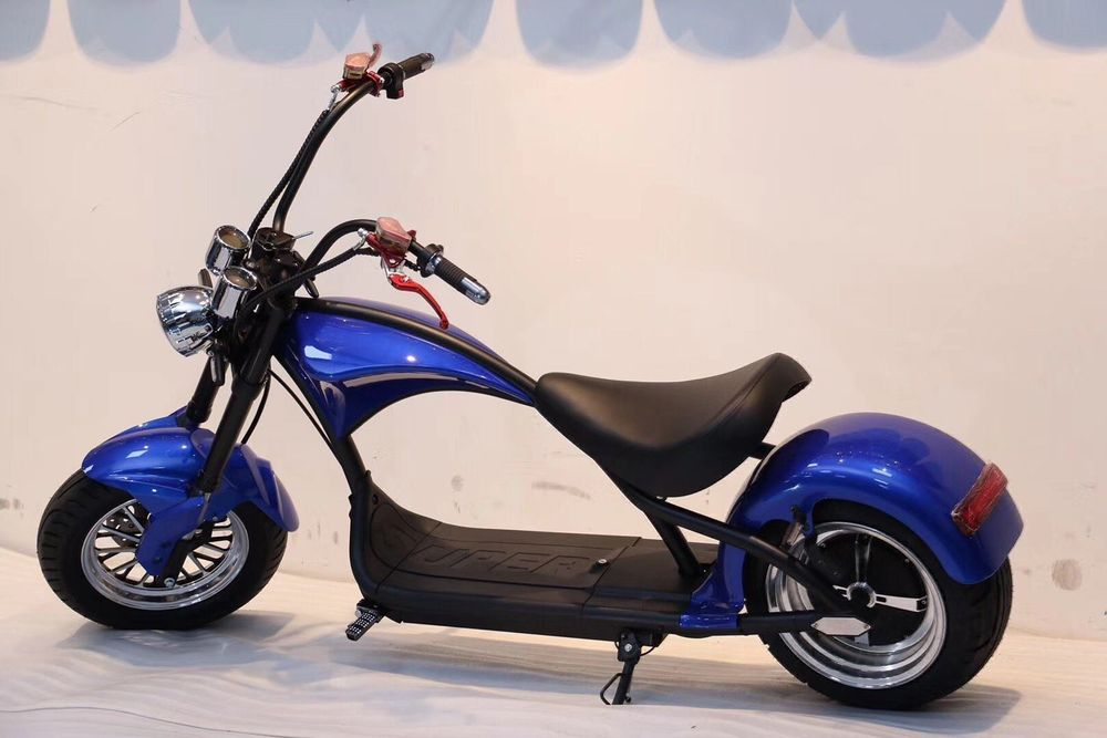 """E-Scooter """"Harley""""  2020"""