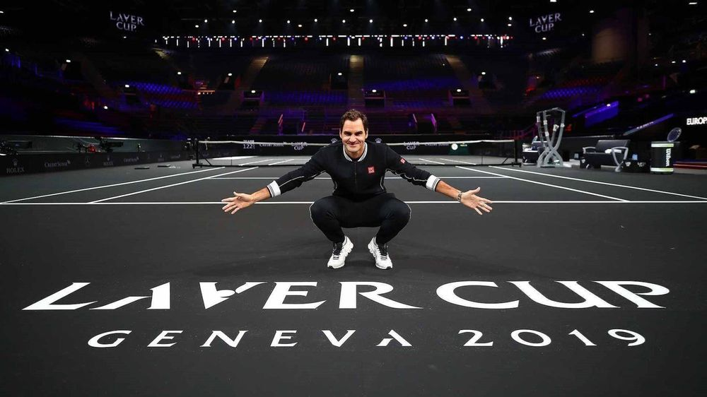 Laver Cup - 2 Tickets Samstag 13:00 Uhr