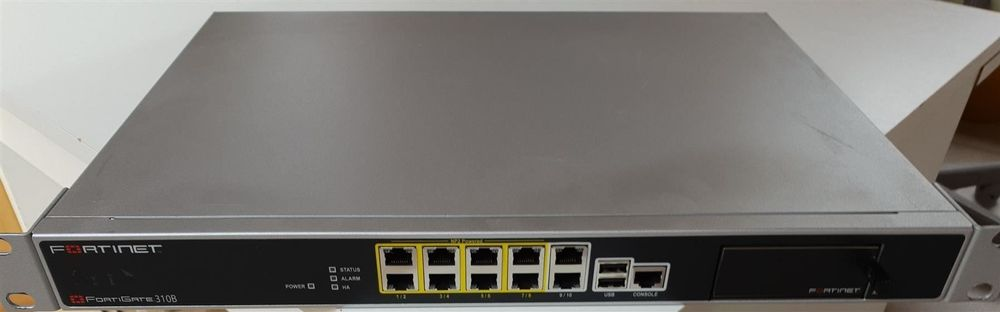 Fortinet FORTIGATE 310b Security Applian