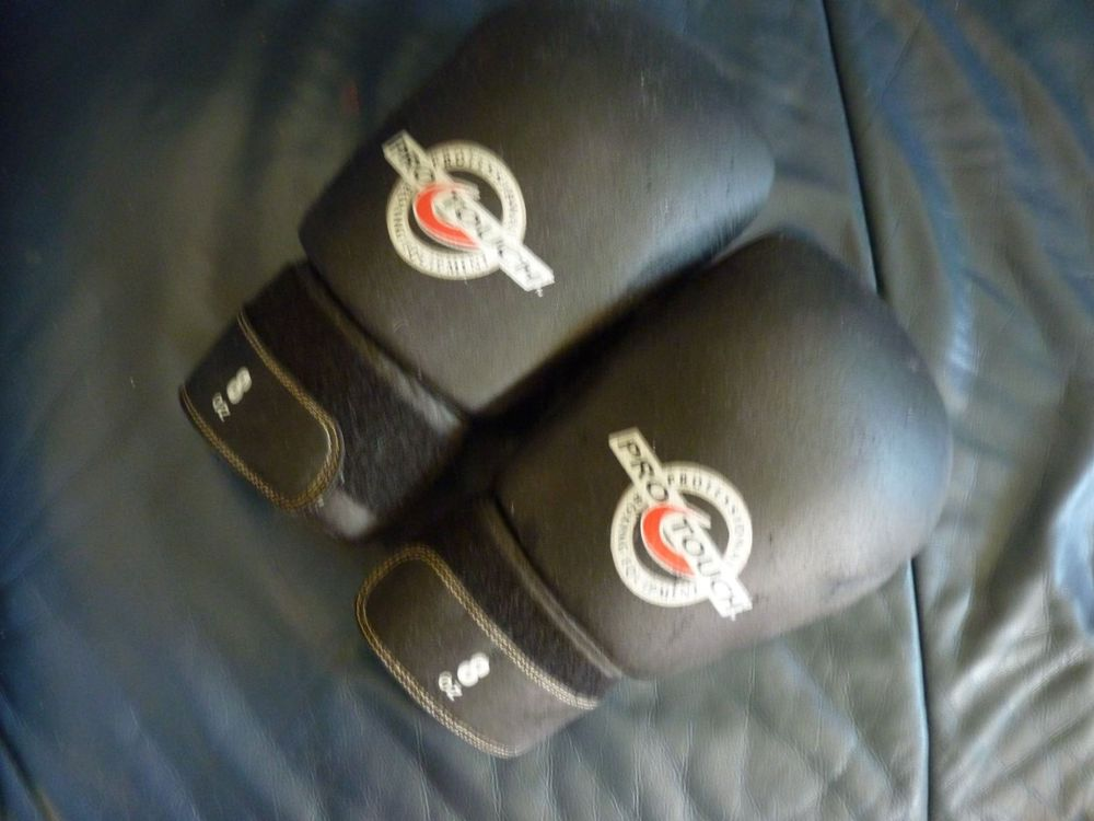 Boxhandschuhe Pro Touch