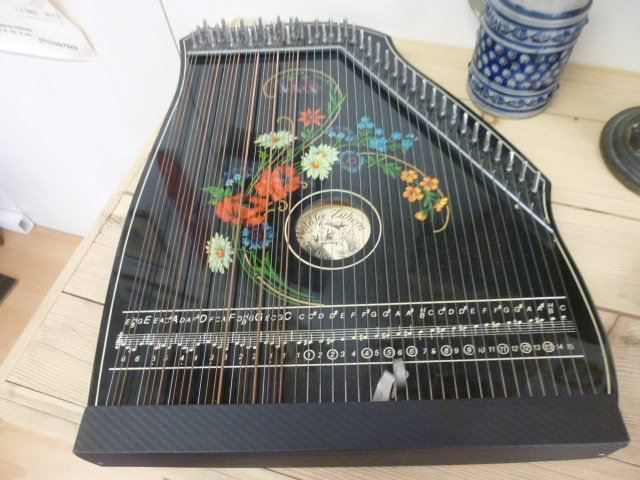 Wald Fee Zither