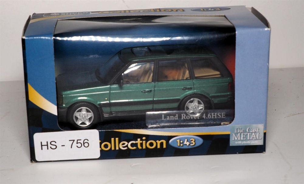Super-Auto Land-Rover 4.6HSE 1:43