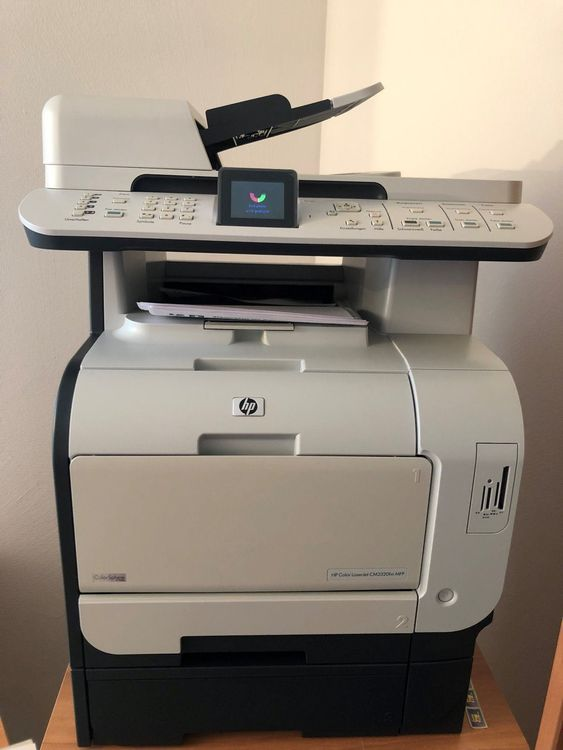 HP Color Laser Jet CM2320fxi MFP