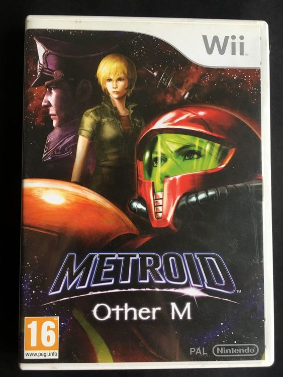 Jeu Wii METROID Other M