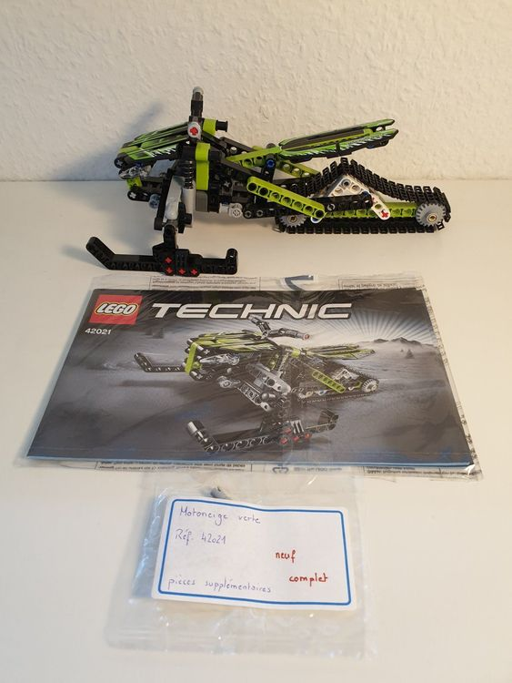 Lego Technic 42021 Snowmobile