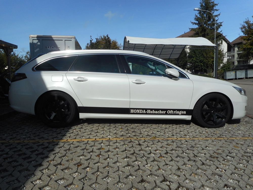PEUGEOT 508 SW 2.2 HDI GT Automatic