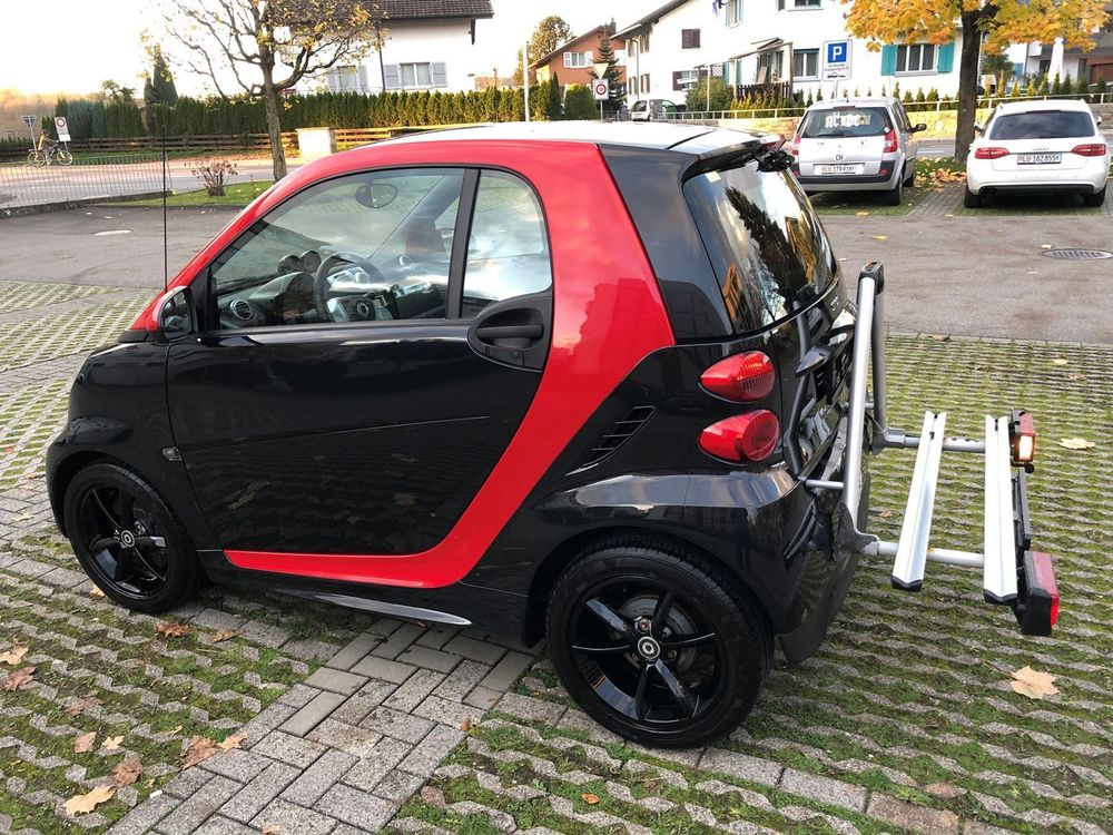 SMART fortwo pulse softip