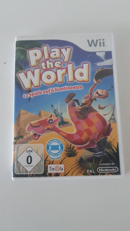 Wii - Play the World