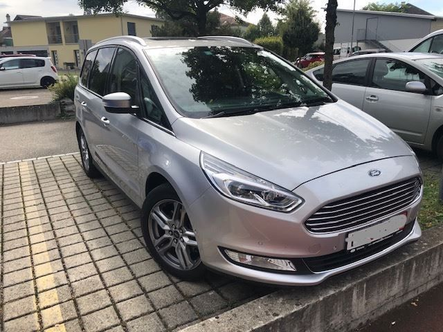 FORD Galaxy 2.0 TDC Titaniumi PowerShift