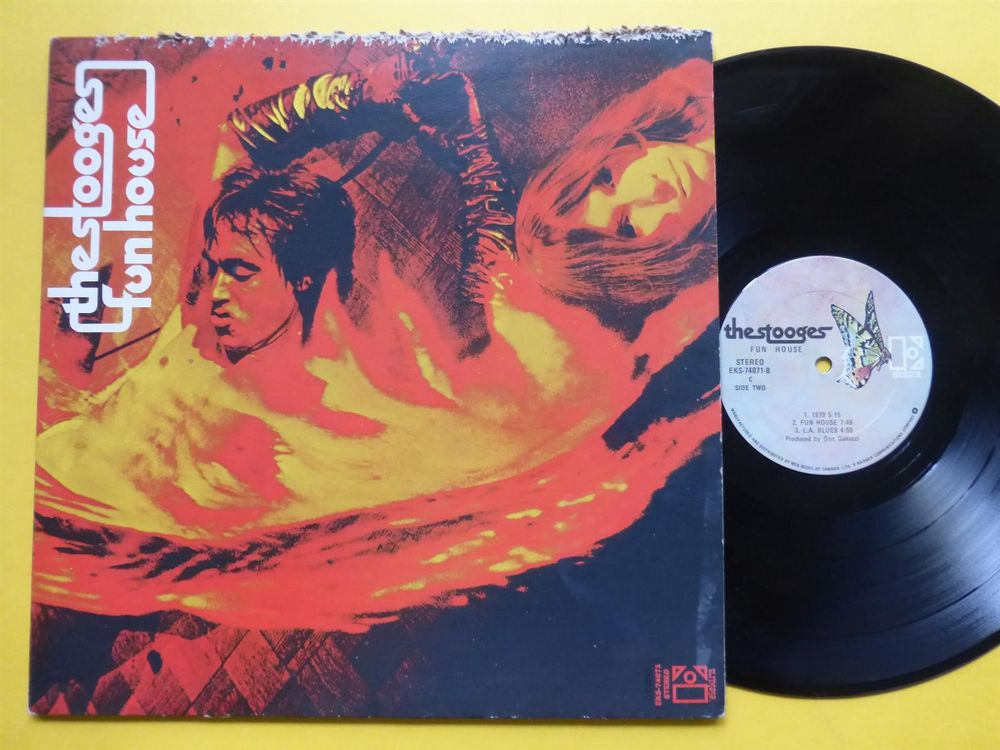 THE STOOGES *LP* FUN HOUSE