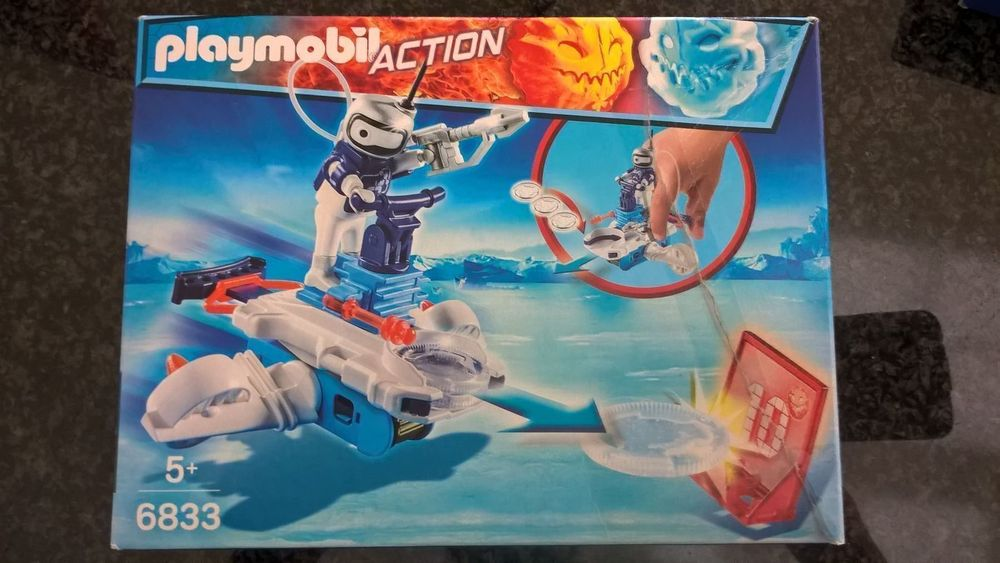 PLAYMOBIL ACTION 6833