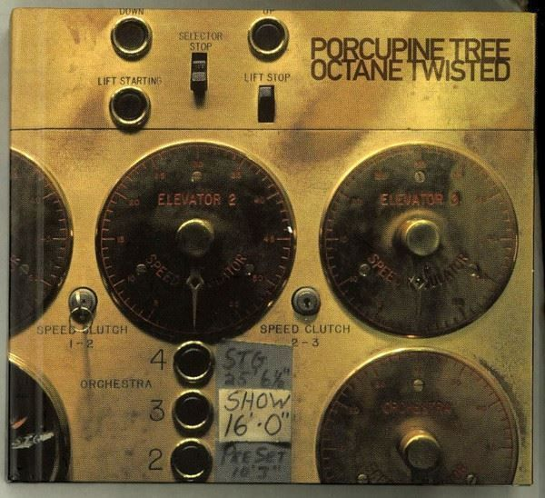 Porcupine Tree - Octane Twisted (Limited